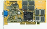 ASUS AGP-0V3400TNT  16Mb AGP 2X  Video Adapter
