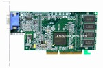 Matrox Millenium G200A 2Mb AGP Video Adapter