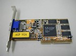 FastWare S3 Trio 3D/2X 4Mb AGP Video Adapter