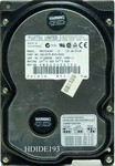 Fujitsu MPC3043AT -E 4.3Gb IDE Hard Drive