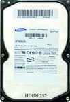 Samsung SpinPoint SP4002H 40Gb IDE Hard Drive