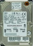 IBM DPLA-25120 5.1Gb 18mm Notebook Hard Drive