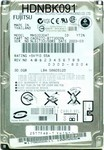 "IBM DJSA-205 5.0Gb 2.5"" 9mm Notebook HardDrive"