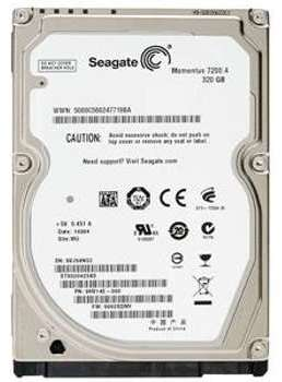 "320Gb Seagate Momentus ST9320423AS 2.5"" 7,200rpm"