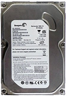 250Gb Seagate ST3250312AS 9YP131-519 7,200rpm