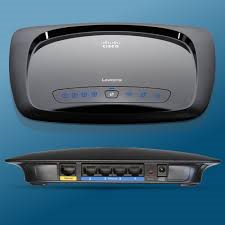 Cisco Systems Linksys WRT120N Wireless-N Router