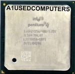Intel P4 1.6Ghz SL5VH 400MHz 256Kb Socket 478 CPU